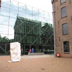 Museum mit Neubau, Foto C. Eichert-Schäfer