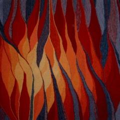 Textile Art Berlin 2001, Foto Claudia Eichert-Schäfer