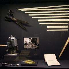 HBPG-Ausstellung: uni-form? Körper, Mode und Arbeit nach Maß Foto:Manfred Thomas