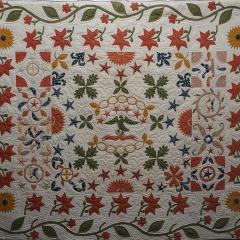Eagle Folk Art Quilt