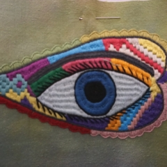 Auge bei Guldusi