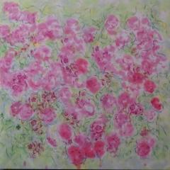 Val Holmes - Roses et dentelles