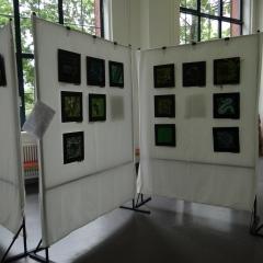 Jahressampler 2017 – Wettbewerb der Textile Art Berlin