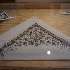 Sorbische Stickerei 1889