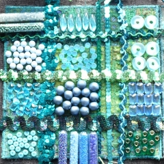 Perlen u Pailletten u besatzsteine