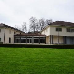 Abegg-Stiftung, Außenansicht, Foto. C. Eichert-Schäfer