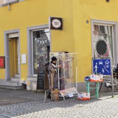 Vollstoffrausch Streetart, Foto: Annett Andersch