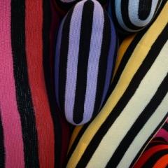 Joana Vasconselos - Stilleben - Wollene Häkelhandarbeit, Zierelemente, Polyester, Detail