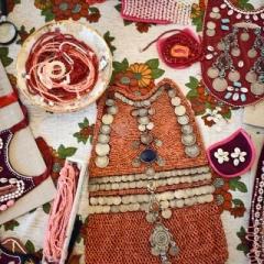 Herstellung einer traditionellen Tracht_Foto Gulnaz Makieva