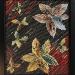 Christel Rebuschat - Die schwarzen Kanäle der Blüten