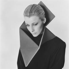 Johanna Dahm: Kragenobjekte, 1984 Filz genäht, Kunststoff Im Besitz der Künstlerin Foto: Anne Beeke