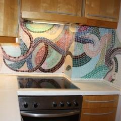 Küche, Foto: Claudia Damm StriXart