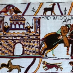 Teppich von Bayeux_Detail