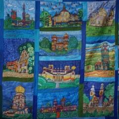 Bauwerke in Brandenburg im Stil von Hundertwasser