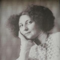 Emilie Flöge (Foto: Birgit Ströbel, 2018, Museum Leopold, Wien)