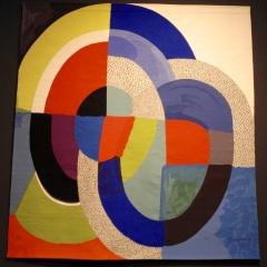 Delaunay - Tafel - Tapisserie