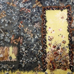 Lurcat - Die Jahreszeiten, Sommer