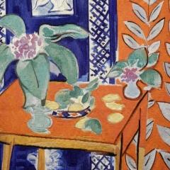 Matisse - Detail