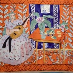 Matisse - Tapisserie