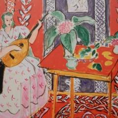 Matisse - Vorlage