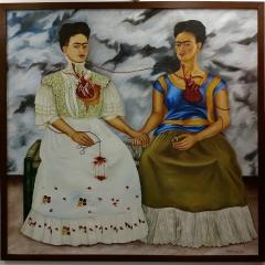 """""""Die zwei Fridas"""", 1939"""