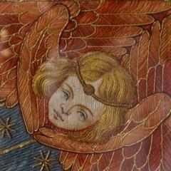 Kappa Dreieinigkeit - Detail