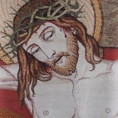 Messgewand Jesus von Nazareth - Detail Foto