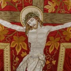 Messgewand Jesus von Nazareth - Detail