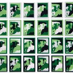24 x die Kuh Alma, Foto Gudrun Leitner