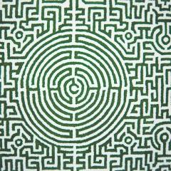 Title: 'Labyrinth' Object: carpet Designer: Studio Job Year: 2007-08 Material: wool, polypropylene, jute, latex Technique: hand tufted Production:: TextielMuseum Commissioner: TextielMuseum Dimension: 480 cm h x 280 cm w Collection TextielMuseum Inv. No.: 14713 Photo: Joep Vogels/TextielMuseum