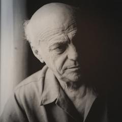 Jean Lurçat auf einem Foto
