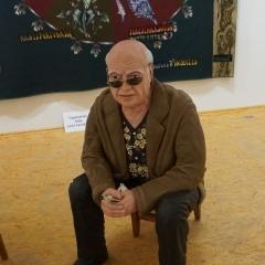 Jean Lurçat-Skulptur von Sebo Kaps