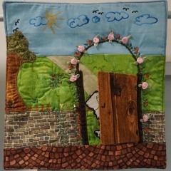 Sieglinde Kellotat-Baer - Türen die berühren