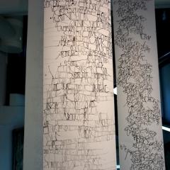 Denise Lach - Kalligraphie-Rollen