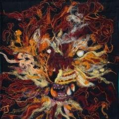 Rita Kirchmann - Lion de feu