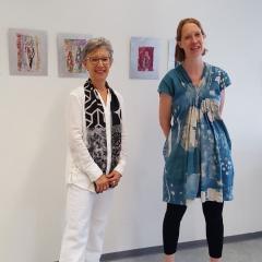 Doris Leuenberger (links) und Sophie Maechler