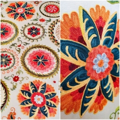 Suzani, Circles of Life, Details