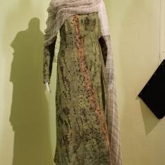 Kleid in der Technik Filzen u. Weben_Foto CKM