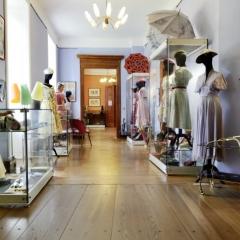Modemuseum Schloss Meyenburg, - Innenansicht, Foto: Kienzle