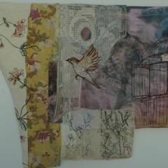 Cas Holmes - Bird Cage