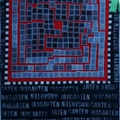 Petra van den Daele - A Maze in Words