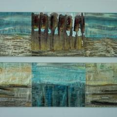 Heide-Stoll-Weber - Horizon -Trees - Horizon und Horizon - Sea - Horizon