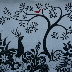 Judy Coates Perez - Moon Garden