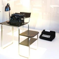 """Bauhaus: """"Schreibmaschine"""", Ulrike Lindner & SchülerInnen (Kl.9)"""
