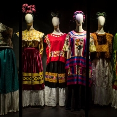 Installation shot of Appearances Can Be Deceiving - Museo Frida Kahlo