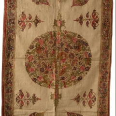 Thalposh or Tray cover (1775-1800) by unknown - National Museum - New Delhi