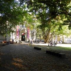 Café open air