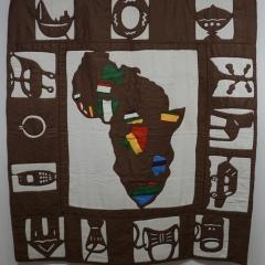 Nigeria - Der Afrika-Quilt