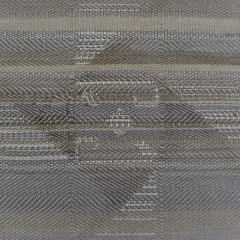 Sign, Danguole Cachaviciene, Lithuania. Cotton and linen. Double layer weaving. Handwoven in a three shaft loom.
