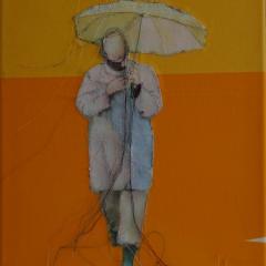 Rita Zepf - Mit Schirm